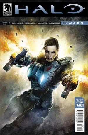 Les bandes dessinées Halo [Liste et News] 22703