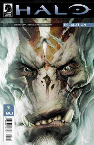 Les bandes dessinées Halo [Liste et News] 24900