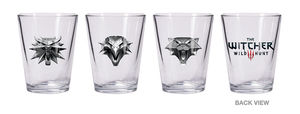 The Witcher 3: The Wild Hunt - Shot Glass Set