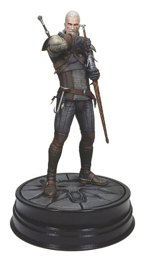 The Witcher 3 Figure: Geralt