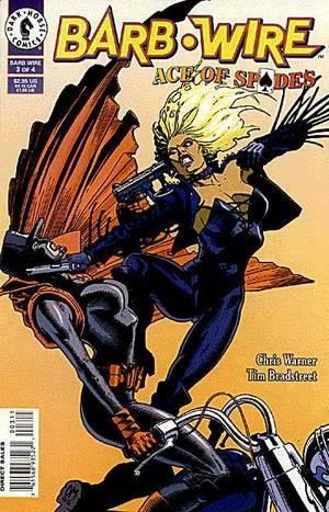 Barb wire comic
