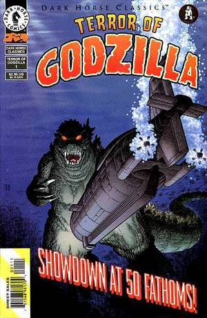 Terror of Godzilla Chapter 2, 4, 5, and 6 Re-Uploaded Dhctog1