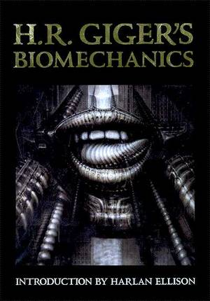 hr giger art. H. R. Giger#39;s Biomechanics