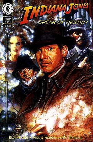 Indiana Jones and the SPEAR OF DESTINY #1 (of 4) :: Profile ...