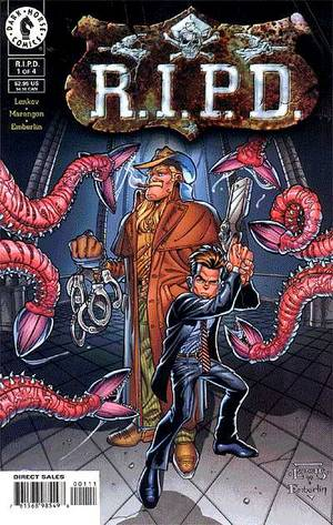 ripd1 Universal to Adapt Dark Horse Comic R.I.P.D.