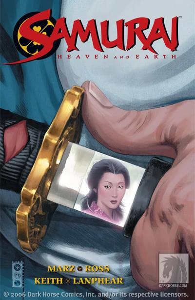 Samurai: Heaven and Earth TPB
