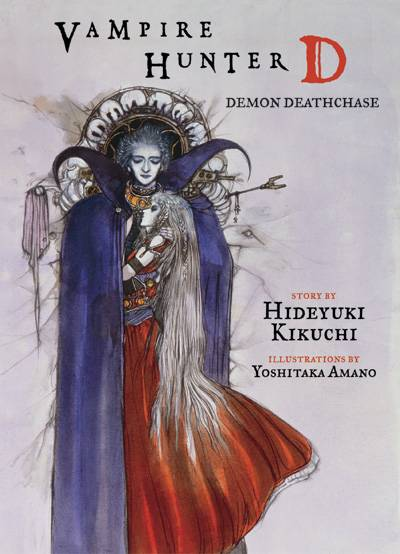 Vampire Hunter D Volume 3: Demon Deathchase (Novel) OCT050044