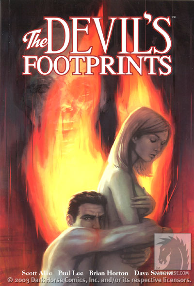 Devil's Footprints TPB