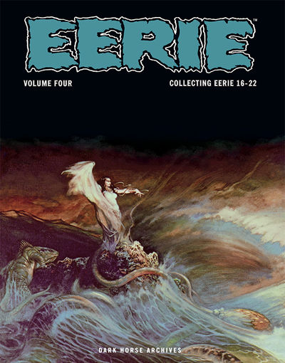 Eerie Archives Volume 4 HC