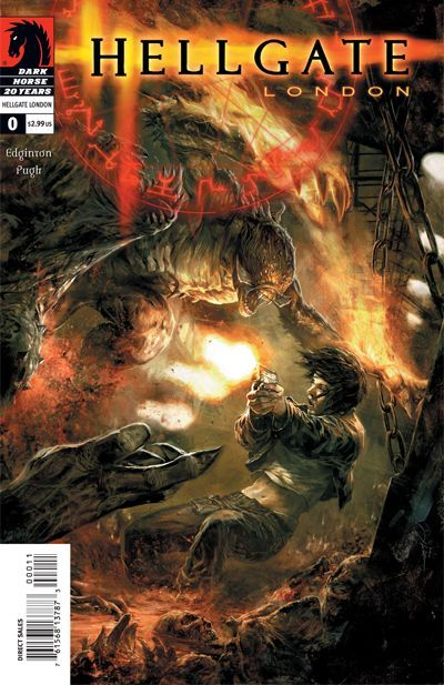 Hellgate   London (Dark Horse 2008)   Issues 0 3 [Complete] [ preview 0