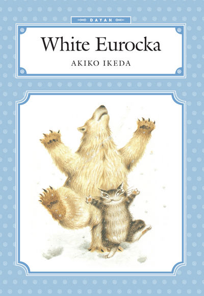 Dayan Collection Books Vol. 3 HC: White Eurocka