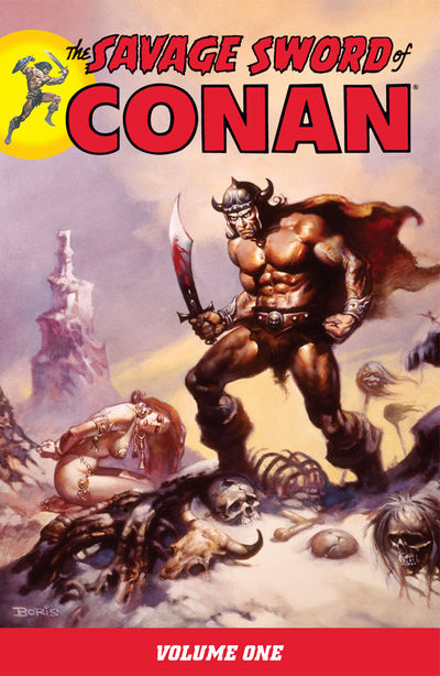 Savage Sword of Conan Volume 1 TPB AUG070123