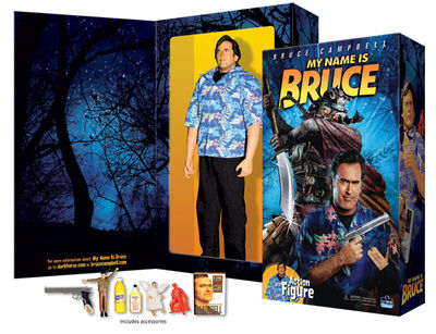 "Bruce Campbell 12"" Figure"