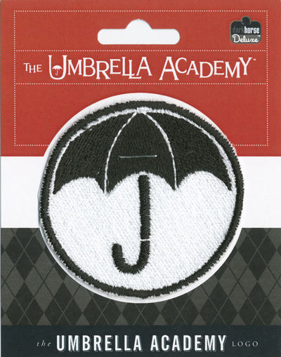Umbrella Academy Logo Patch