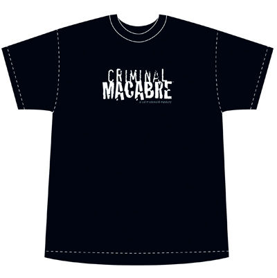 Image of Criminal Macabre Women's T-Shirt (L) - warehouse find