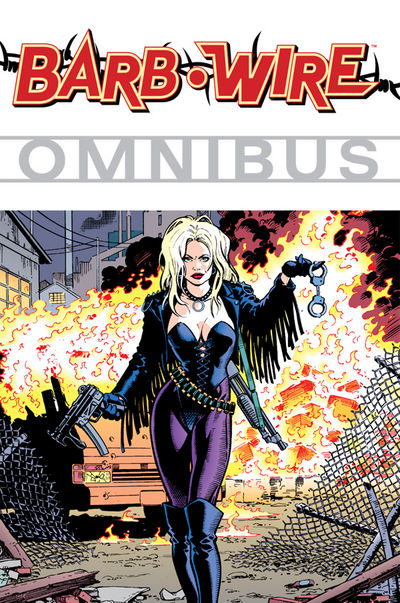 Barb Wire Omnibus MAY080048