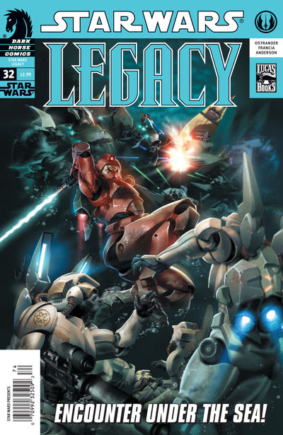 Star Wars: Legacy #32 -- Fight Another Day part 1