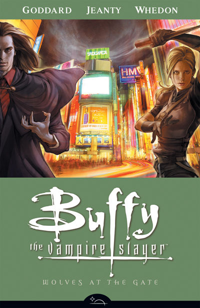 Buffy the Vampire Slayer: Season Eight Vol. 3 - Wolves at the Gate TPB