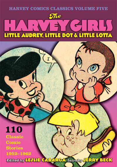 Harvey Comics Classics Volume 5: The Harvey Girls TPB