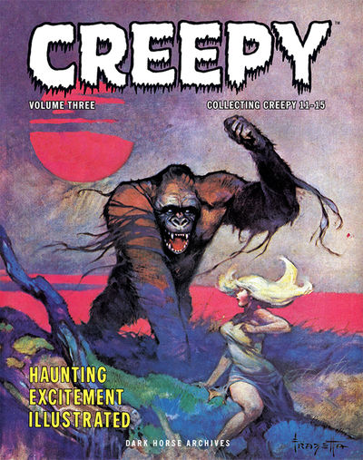 Creepy Archives Volume 3 HC
