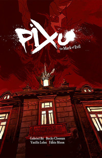 Pixu: The Mark of Evil HC