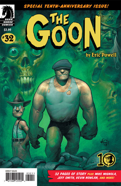 Goon #32: Anniversary Issue