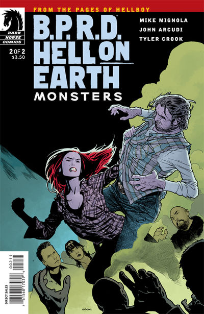 B.P.R.D. Hell on Earth: Monsters #2