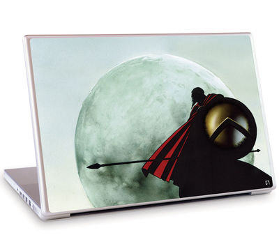 "GelaSkins: 300: Moon (15"" Laptop)"
