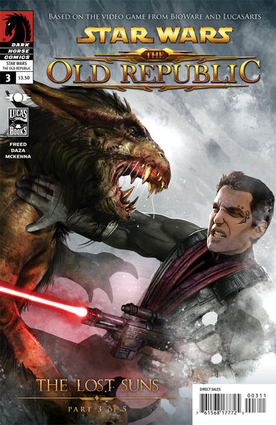 Star Wars: The Old Republic-The Lost Suns #3