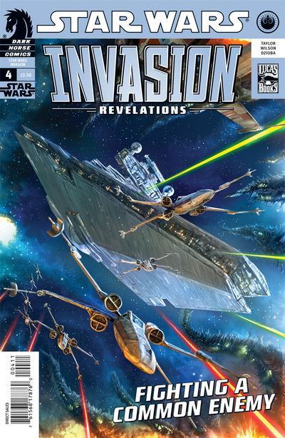 Star Wars: Invasion-Revelations #4