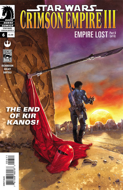 Star Wars: Crimson Empire III-Empire Lost #6