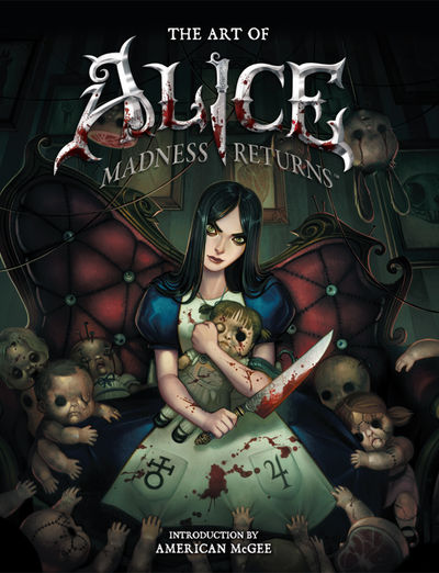 Art of Alice: Madness Returns HC (Current Printing) 18079