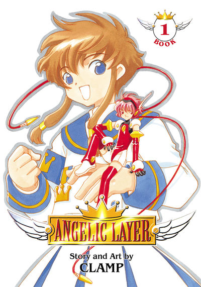 Angelic Layer Omnibus Book 1 TPB
