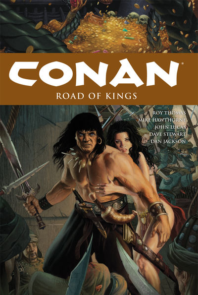 Conan Volume 11: Road of Kings Part 1 HC SEP110033