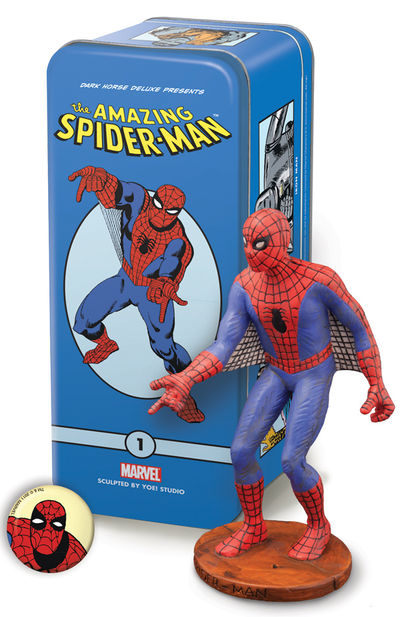 Marvel Classic Characters #1: Spider-Man