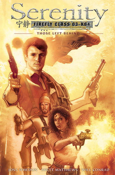 Serenity: Those Left Behind HC (2nd Edition)