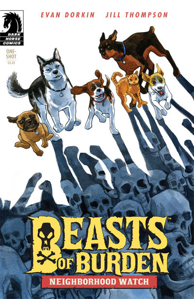 Beasts of Burden: Neighborhood Watch (one-shot)