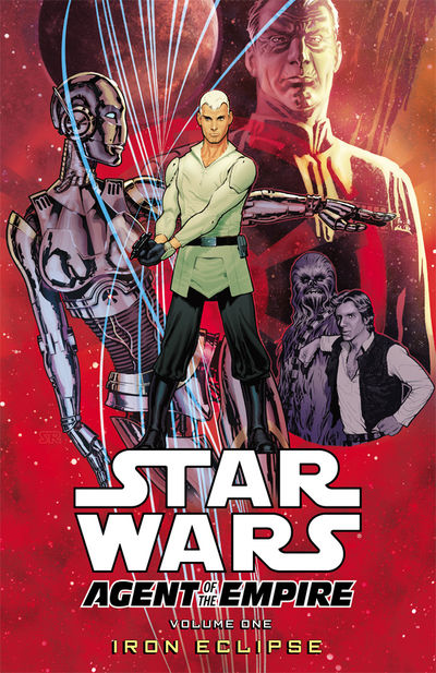Star Wars: Agent of the Empire Vol. 01 TPB - Iron Eclipse
