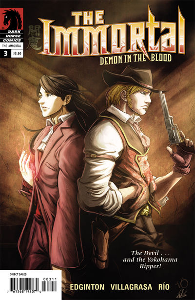 Immortal: Demon in the Blood #3