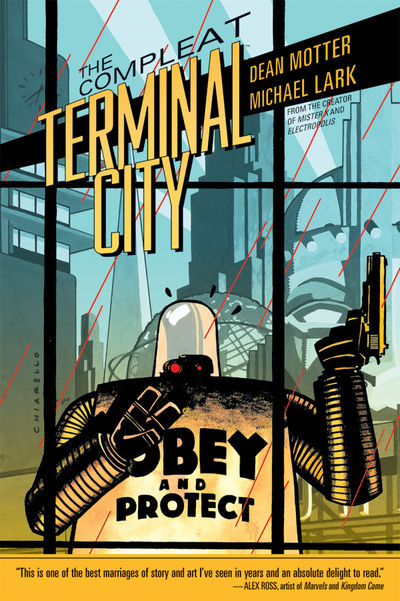 Compleat Terminal City TPB