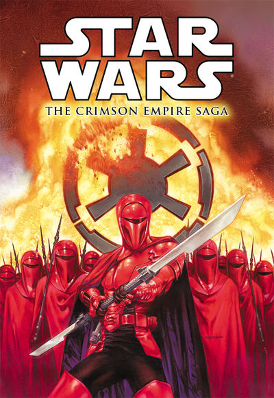 Star Wars: The Crimson Empire Saga HC
