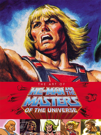 Art of He-Man and the Masters of the Universe HC DEC140098