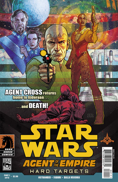 Star Wars: Agent of the Empire - Hard Targets #1