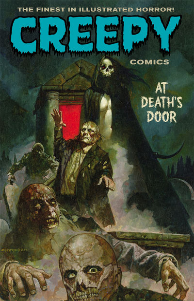 Creepy Comics Volume 2 TPB: At Death's Door