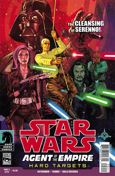 Star Wars: Agent of the Empire - Hard Targets #2