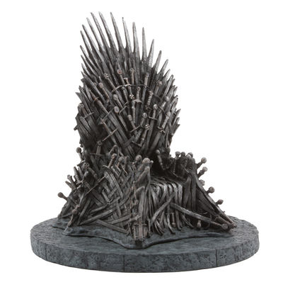 Game of Thrones Statue: Iron Throne Mini Replica OCT120079