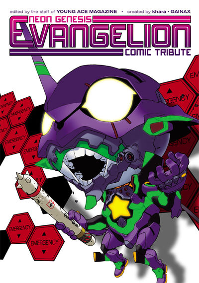 Neon Genesis Evangelion: Comic Tribute TPB OCT120063