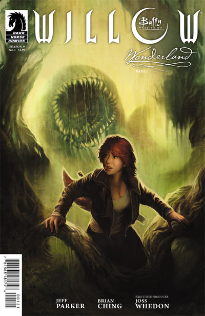 Buffy the Vampire Slayer: Willow - Wonderland #1 (Megan Lara variant cover)
