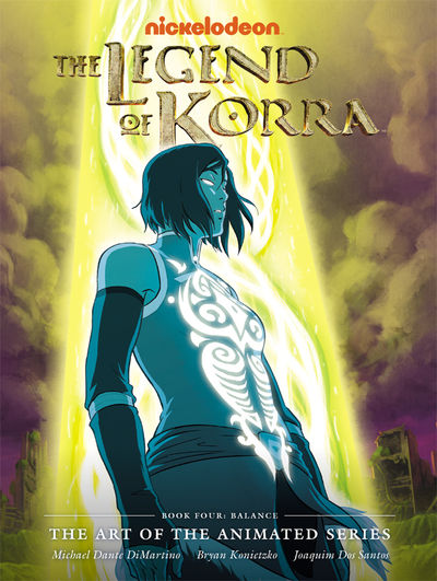 Legend of Korra: The Art of the Animated Series HC Book Four - Balance MAY150040