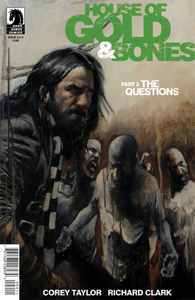 House of Gold & Bones #2 (Jason Shawn Alexander cover)